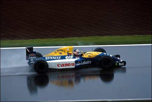 F1 Spain 92